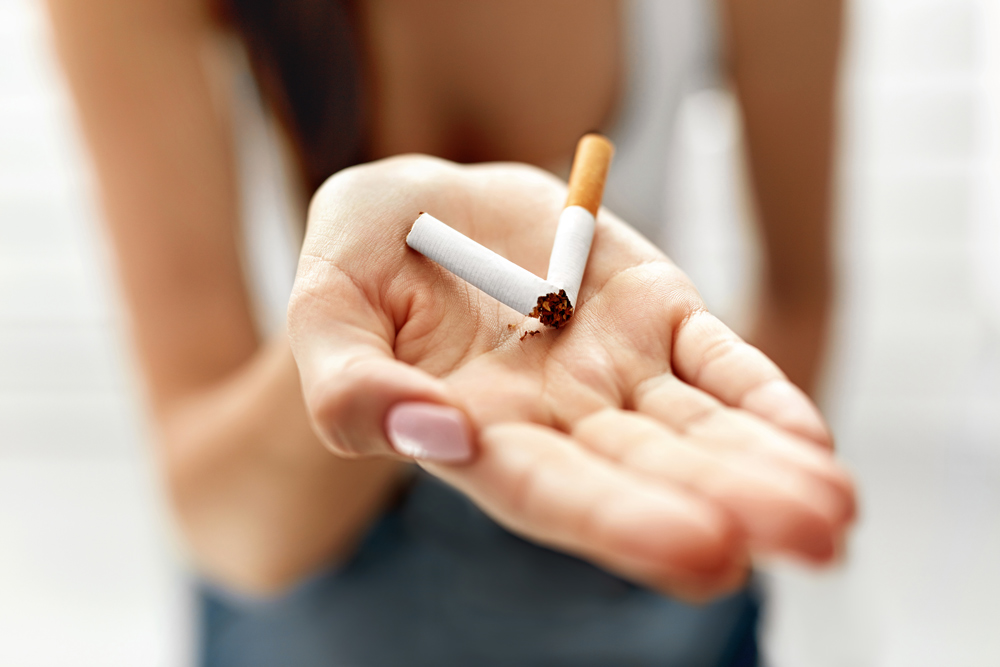 Smoking-related illnesses are preventable.