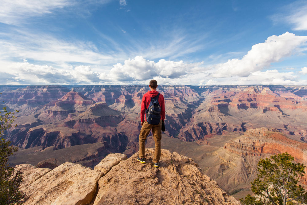 Grand Canyon National Park is one of the most popular national parks in the United States.