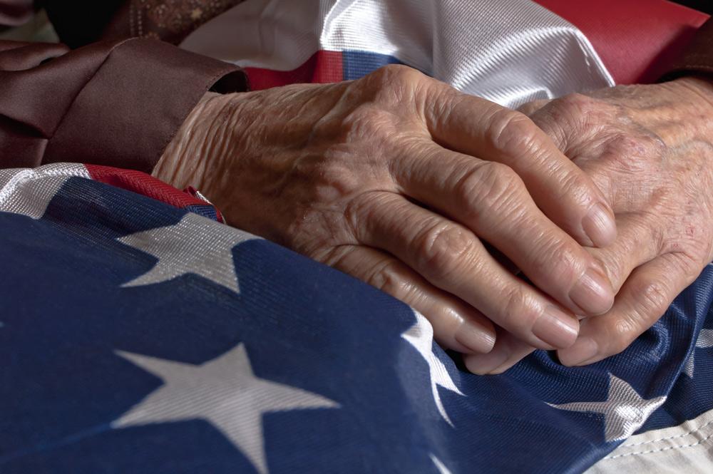 Deman better care for our elderly veterans!