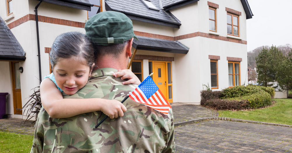 Thank the National Association of REALTORS® for their continued work in helping veterans resume normal and successful lives when they return from serving our country.