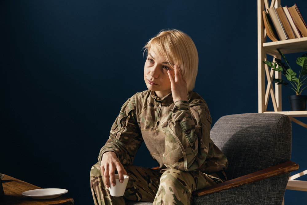 Buying a home is one of many challenges veterans face when they leave the service.