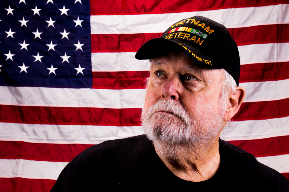 Pledge to honor a Vietnam veteran and show your support!
