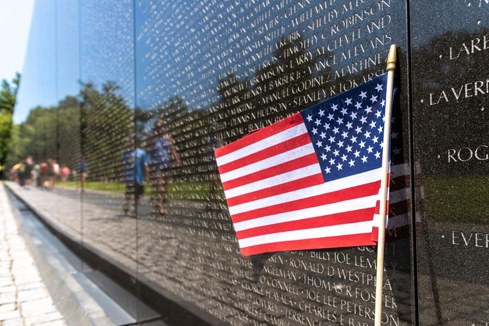 58,880 American service members were killed in the Vietnam War.