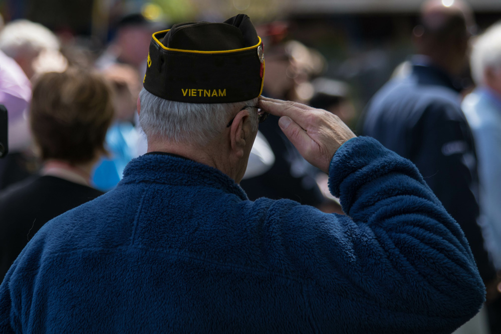 Many who went overseas to fight in Vietnam did not come home at all.