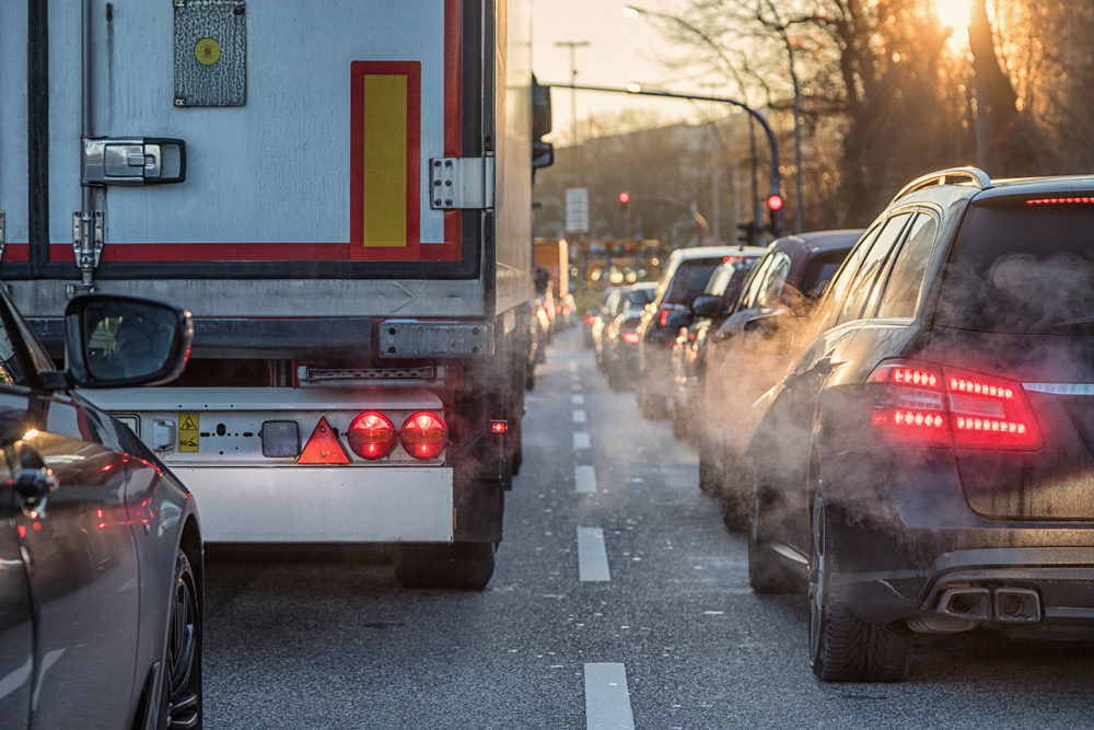 Twenty-nine percent of U.S. greenhouse gas emissions come from the transportation sector.