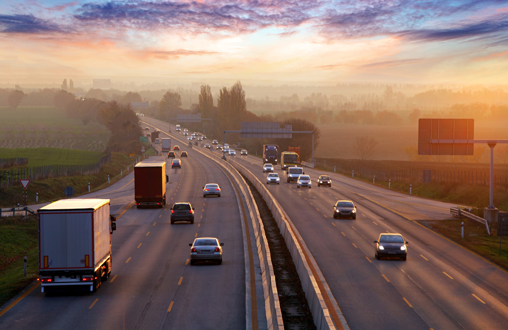 The EPA and NHTSA set a goal of reducing emissions from transportation by 5% every year.