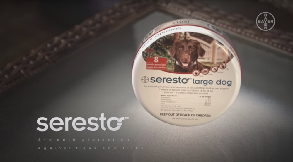 Seresto is still a widely used product.