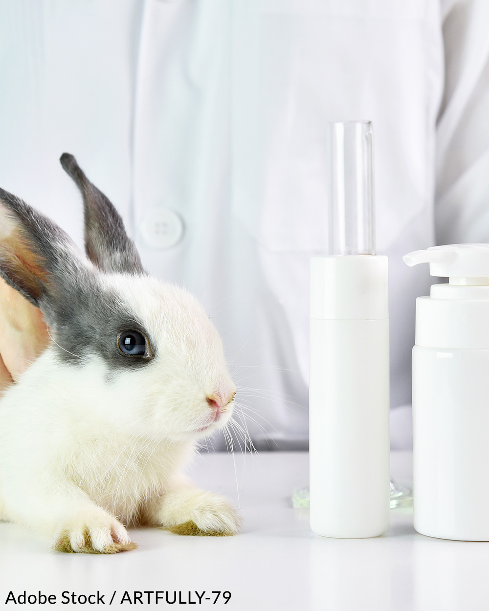 A product that has been tested on an animal is not going to have the same result on a person.