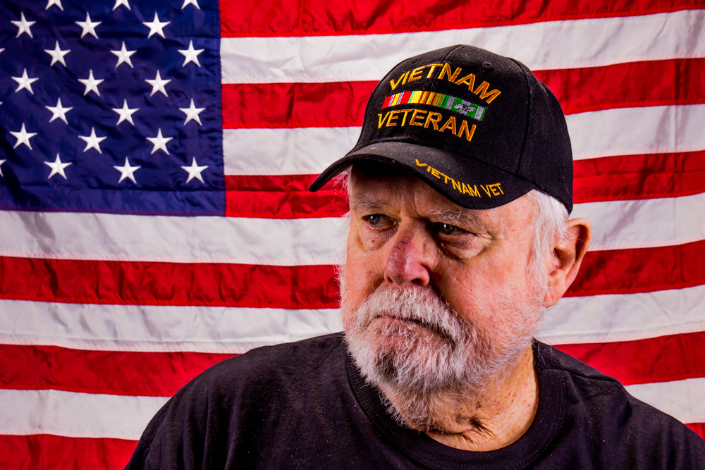 It can be years before the cases of sick elderly veterans are decided.