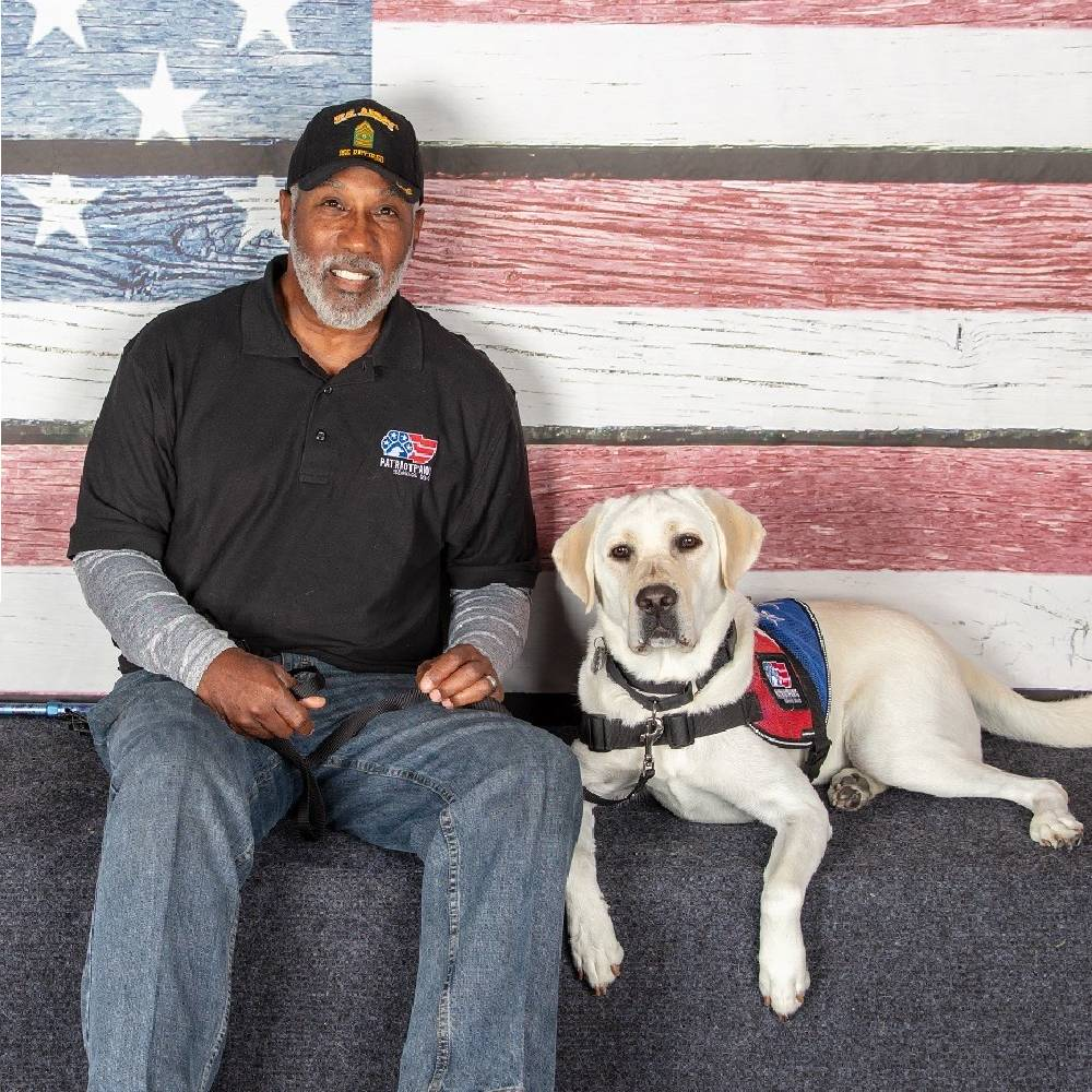 School Packs For Shelter Dogs Training To Help U.S Veterans