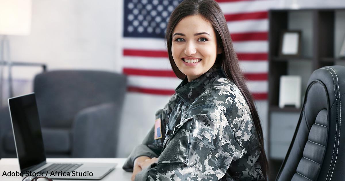 Far fewer veterans today are entrepreneurs than were after World War II.