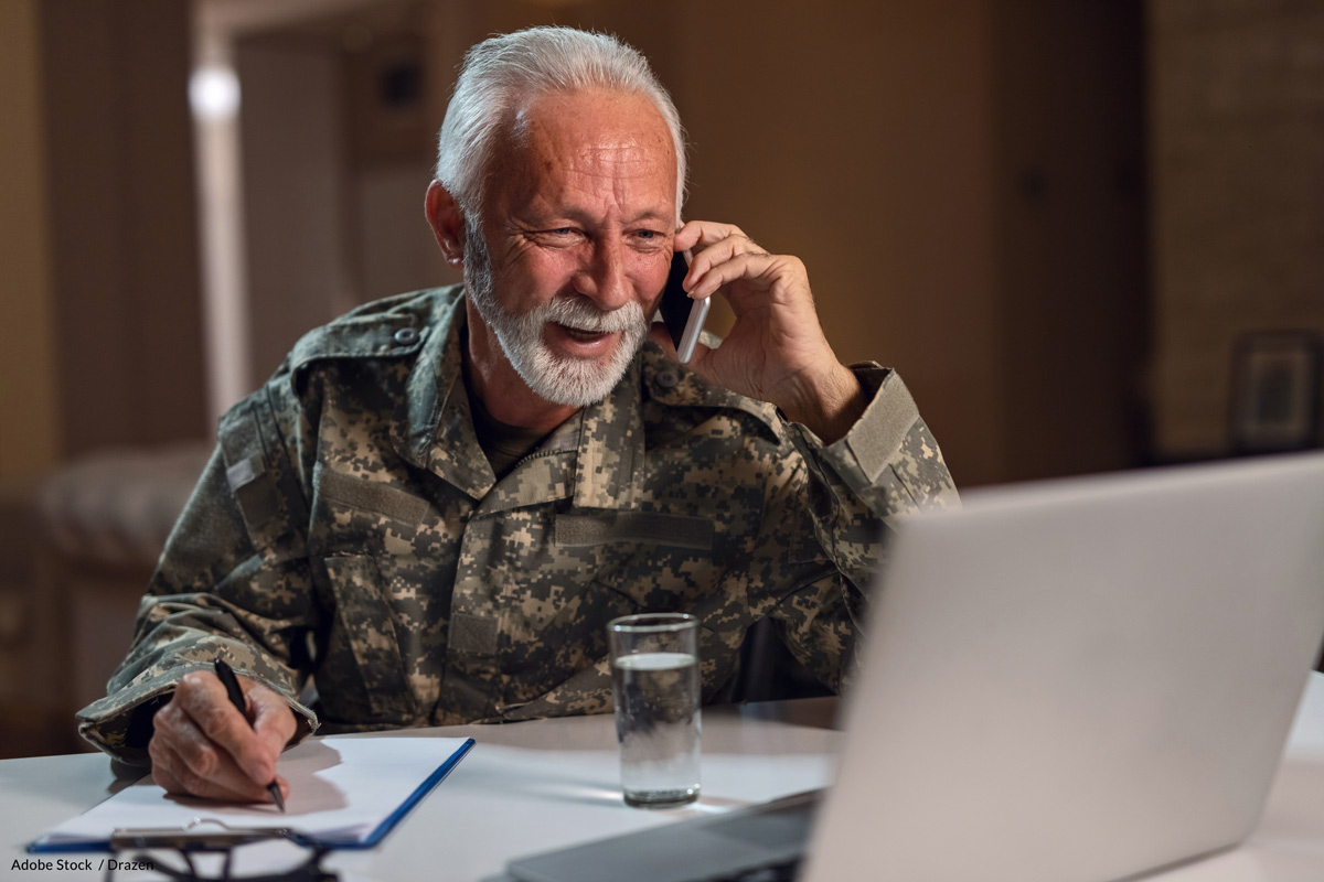 Veterans can face significant barriers to owning their own businesses.