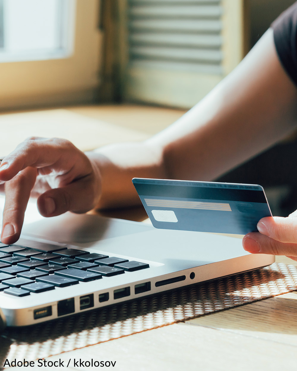 Credit card transaction fees take a portion of charitable donations.