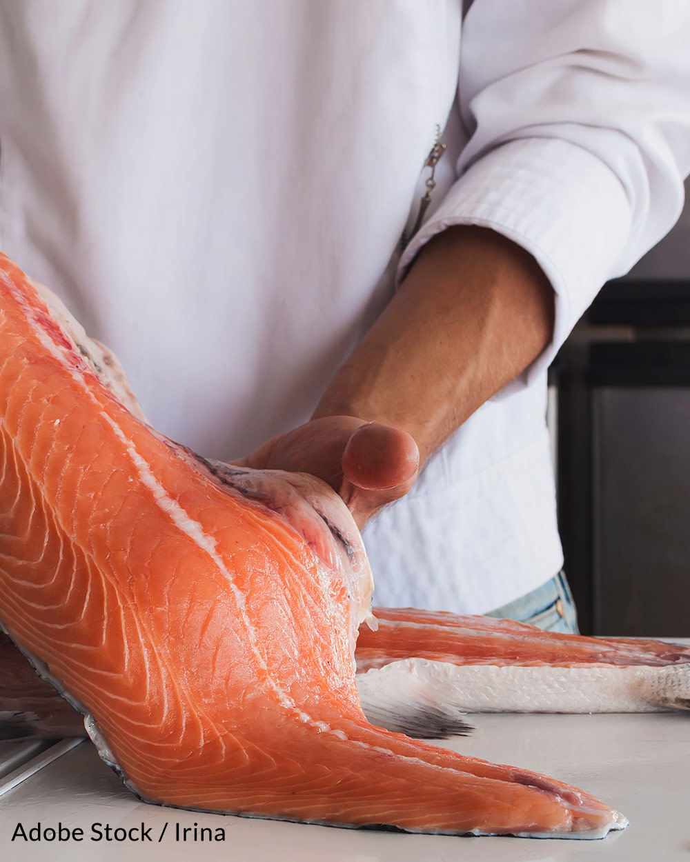 Tell the FDA that genetically engineered salmon doesn't belong on our dinner tables!