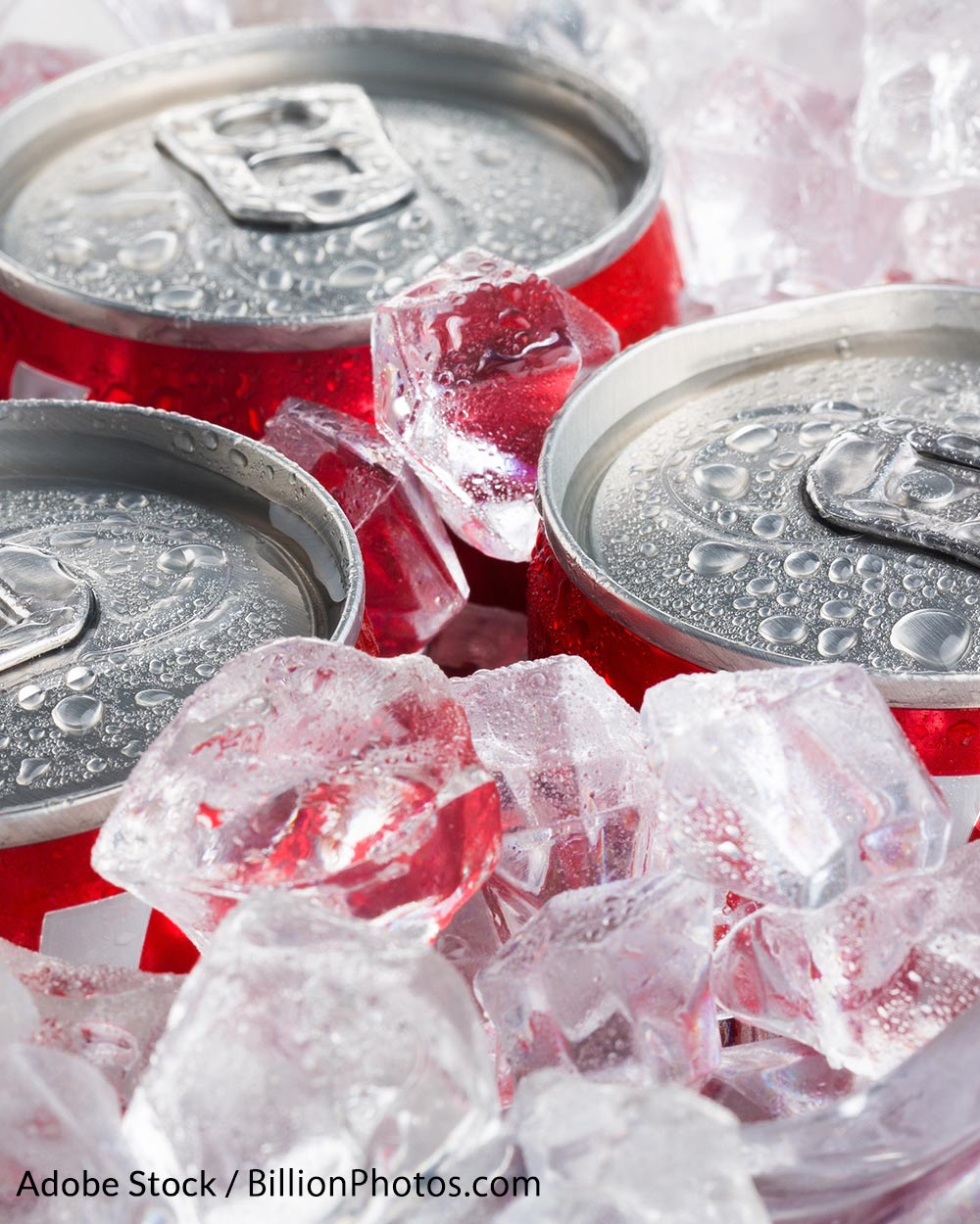 BPA is still used in the linings of some soda cans.
