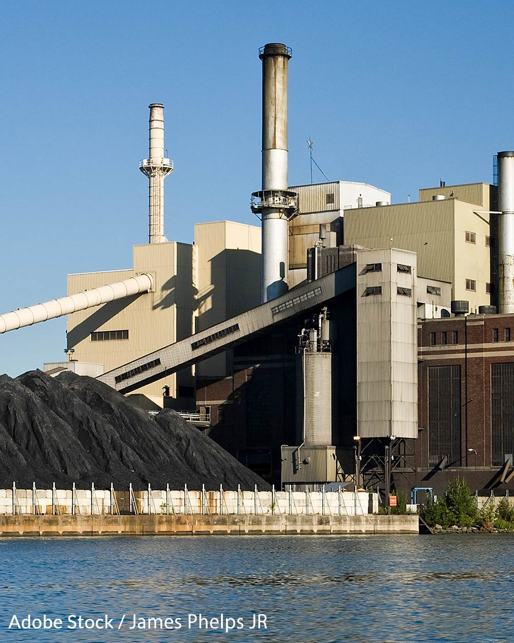 Coal ash can leech toxic pollution into local water tables.