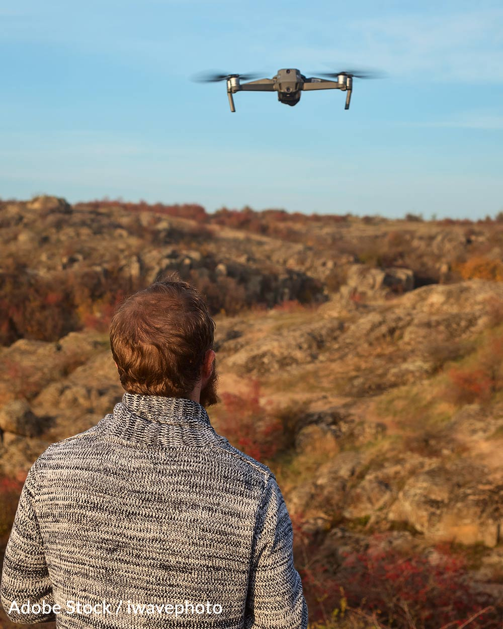 An increase in drone usage has led to an increase in run-ins with wildlife.