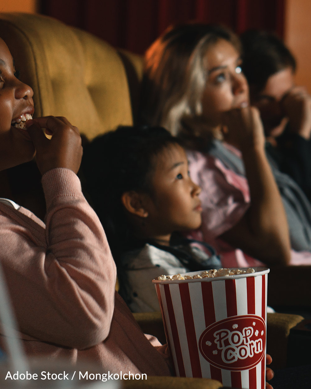 A visit to the movie theater can be a stressful experience for parents of children on the spectrum.