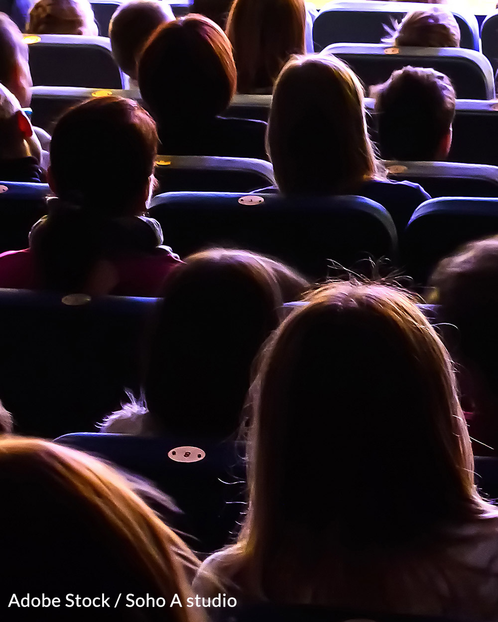 Some theaters have adopted accommodations for those with sensory issues, but not all.