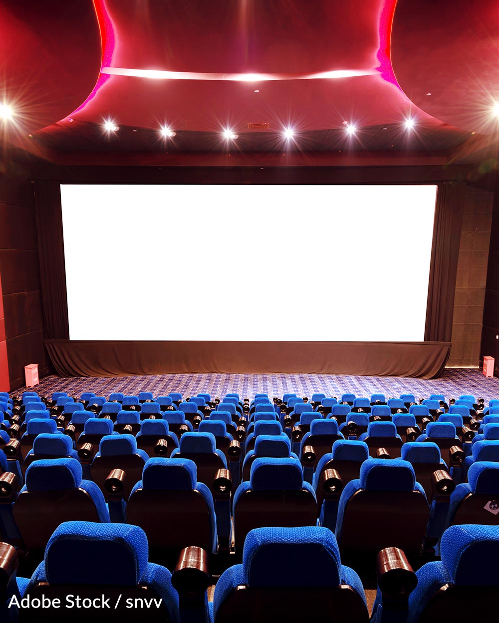 Does your local movie theater offer a sensory-friendly experience?