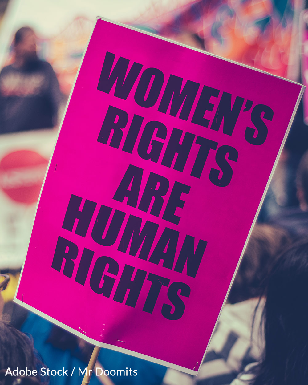 Women's reproductive rights, access to contraceptives and the right to choose to undergo an abortion have been targeted by political interests.