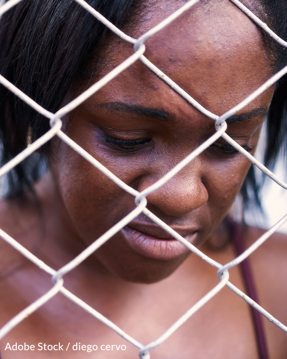 Women in the Democratic Republic of the Congo are being forced into slavery.