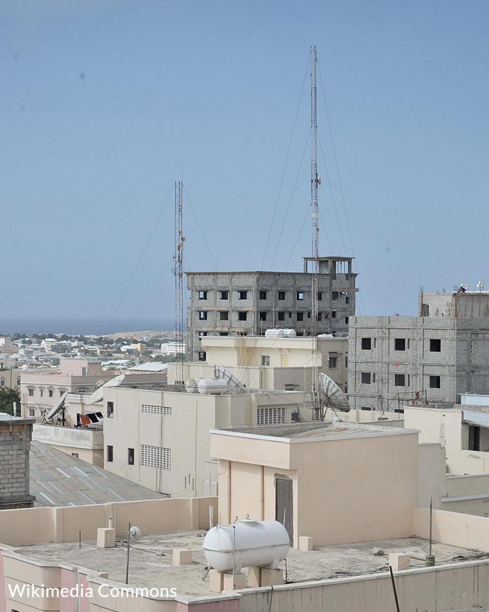 The Battle of Mogadishu started in the Baraka Market.