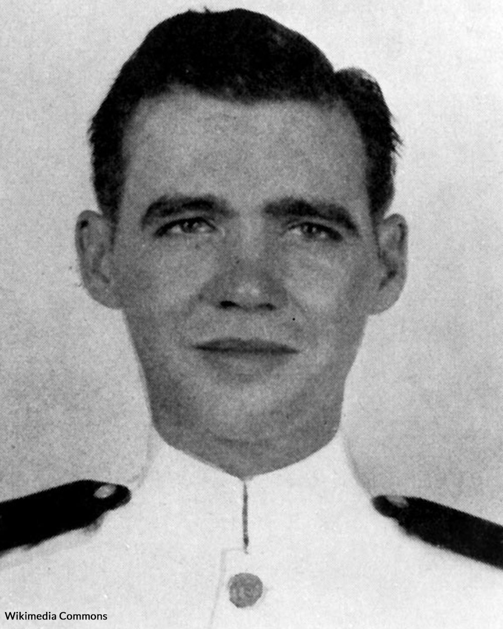 Ensign Francis Flaherty.