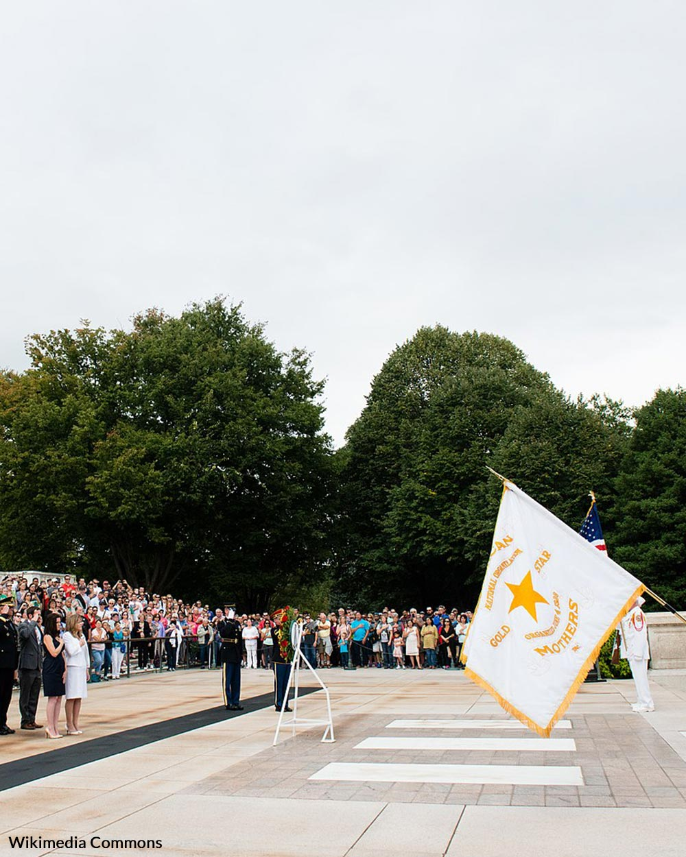 There are thousands of Gold Star Families in the U.S.