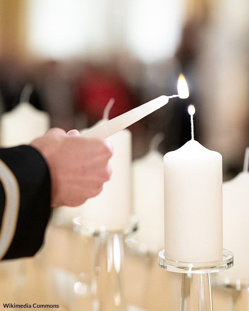 Gold Star families have lost a loved one in active military service.