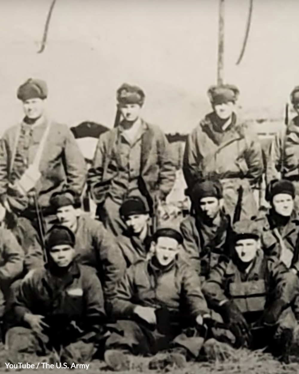 Puckett, Jr., as a newly minted 2nd Lt. was sent to serve with the 8th Army in Japan.