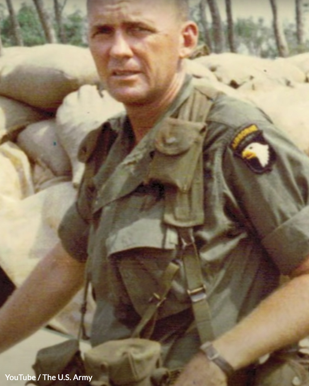 Puckett, Jr. was the first commander of the first ever Army Ranger unit, the 8th Army Ranger Battalion.