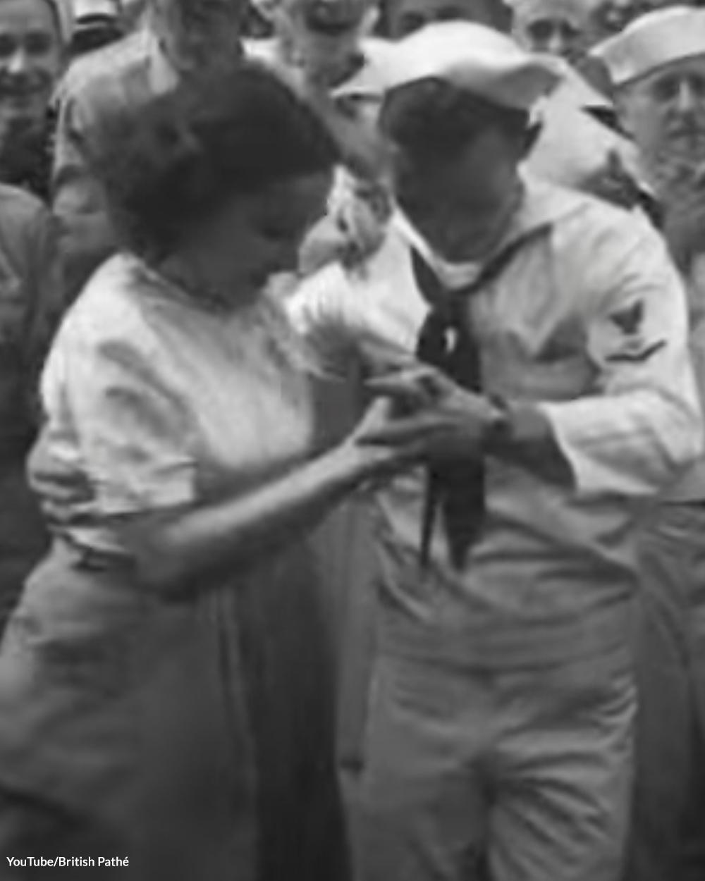 VJ Day is celebrated on September 2, 1945.