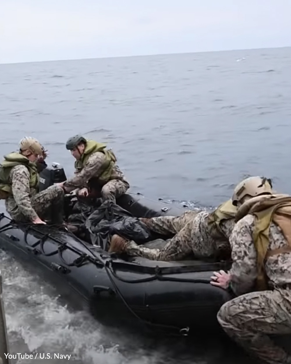 Marine Recon and MEUs as well as the sailors aboard these ships work together seamlessly.