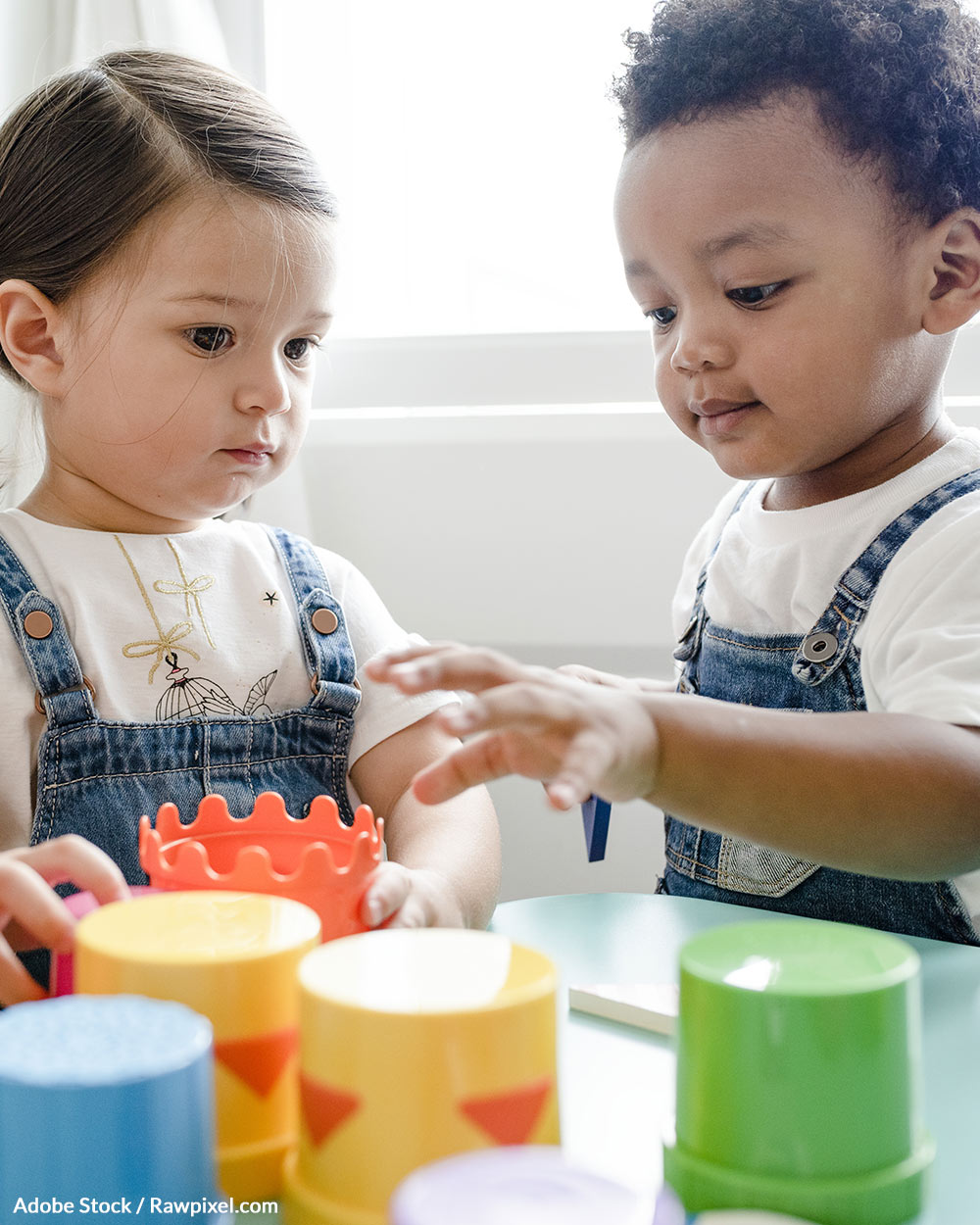 The American Families Plan will ensure low and middle-income families pay no more than 7 percent of their income on high-quality child care for children under 5 years-old, saving the average family $14,800 per year on child care expenses.