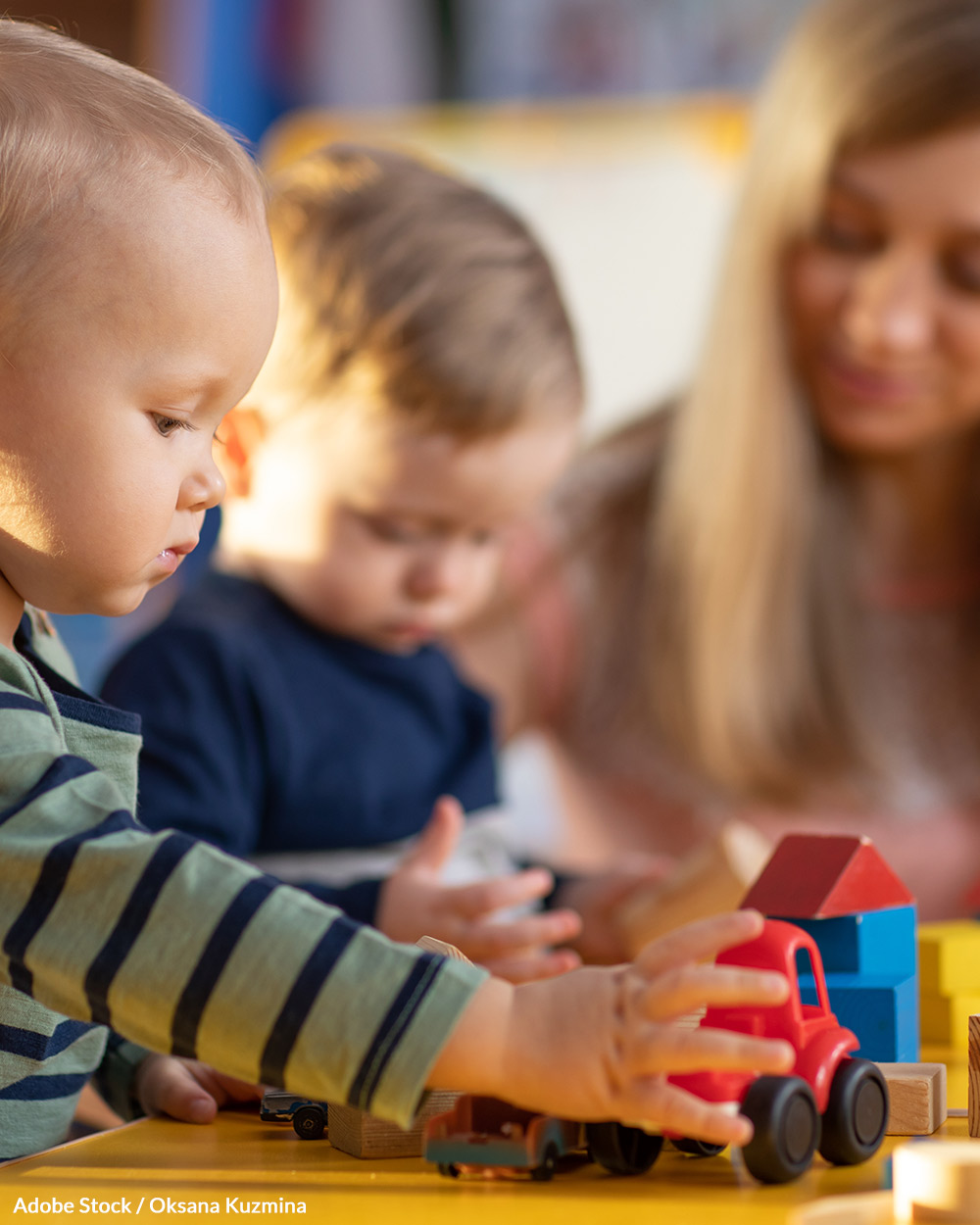 Child care costs American parents $1,000 to $6,000 a month.