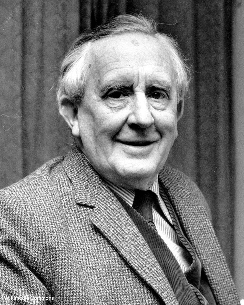 J.R.R. Tolkien is yet remembered as one of the finest authors of English literature.